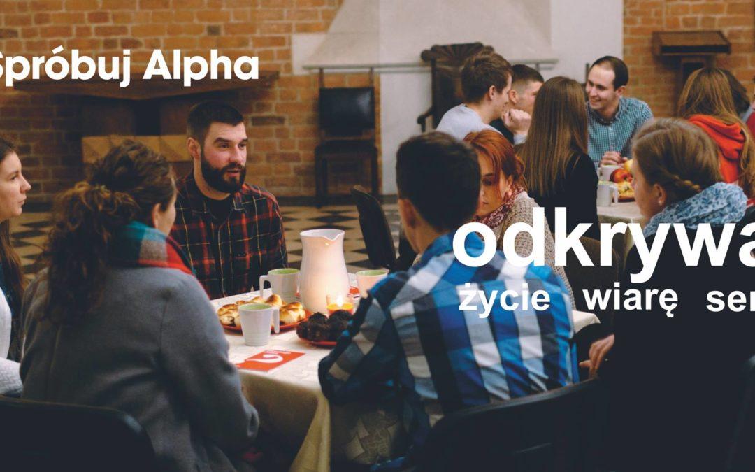 Uczestniczymy w Kursie Alpha